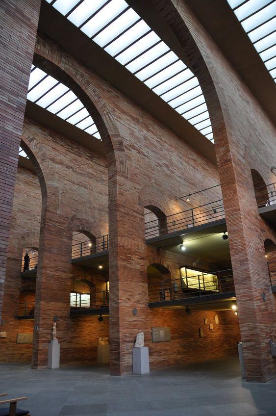 Museu Nacional de Arte Romana - Mérida, Espanha