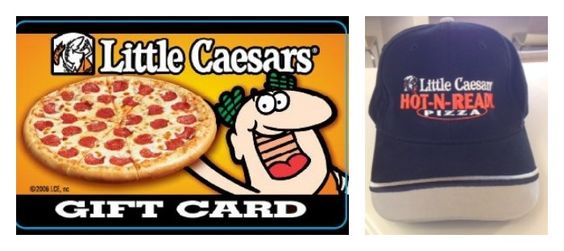 Little Caesars Lunch & Laugh Sweepstakes & Lunch Combo | Giveaway ...