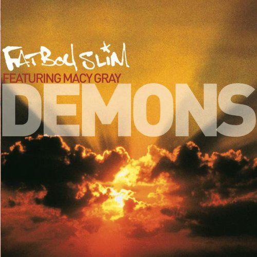 Fatboy Slim, Macy Gray – Demons (single cover art)