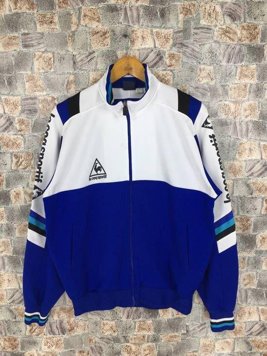 ADIDAS Vintage 90 amp s Jacket Adidas White Blue Tracksuit