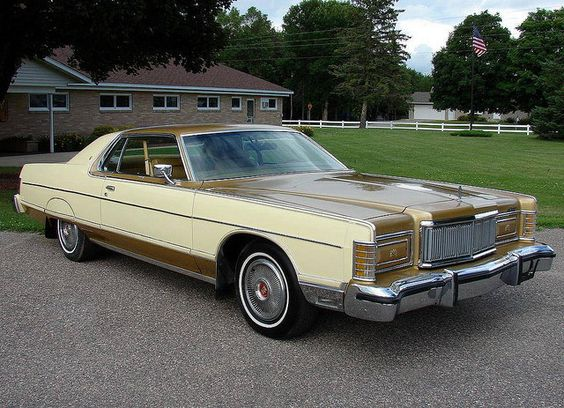 1977 mercury grand marquis ford motor co 1973   1979 pinterest paint cars and colors