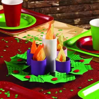 Advent Wreaths Paper Plates And Advent On Pinterest