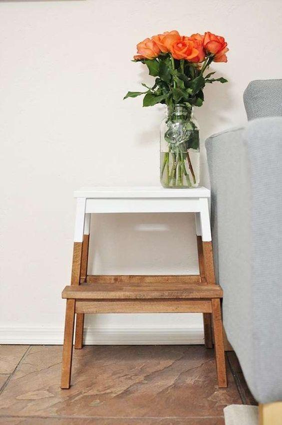 Pourquoi dépenser une fortune en meubles quand on peut transformer des meubles pas chers en meubles chics et