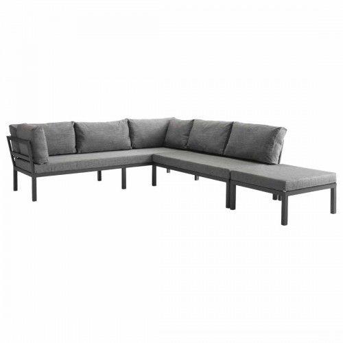 Outliv Austin Sofagruppe 3 Teilig Aluminium Bonita Suntex Lounge Furniture