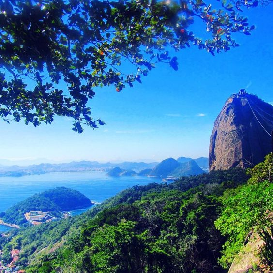 Sugar Loaf | Rio de Janeiro, Brazil - Cheap Backpacking Ideas | Hibiscus & Nomada Backpacker Travel Guides