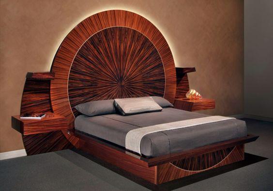 Áp dụng thuyết ngũ hành cho thiết kế giường ngủ