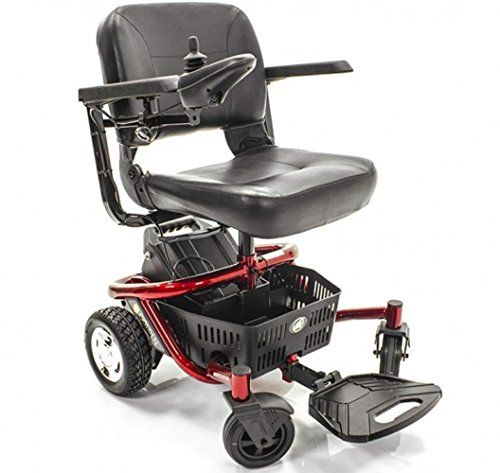 Golden Technologies Literider Envy Compact Power Chai Power Chair Chair Power Chair Accessories
