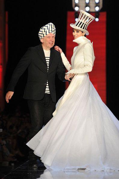 Jean Paul Gaultier's Haute Couture Bride.
