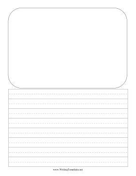 Draw And Write Worksheet - Bloggakuten