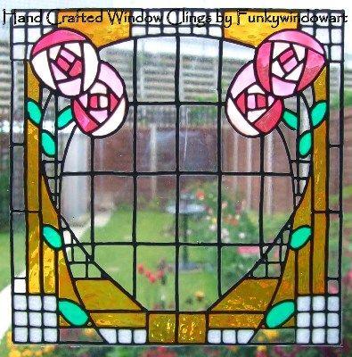 Mackintosh Style Panel 4