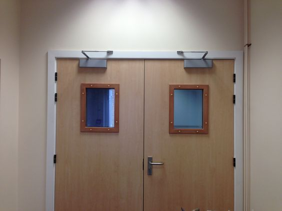 Need to acoustic and fire on pinterest - What is a fire rated door ...