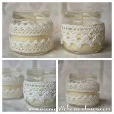 candele fatte in casa - Cerca con Google