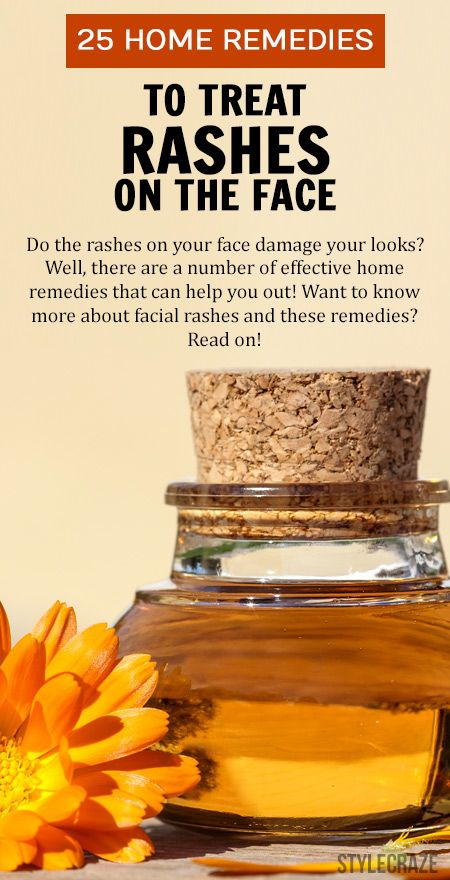 Do the rashes on your face damage your looks? ...  #SkinCare