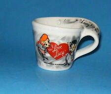 I love Lucy cup