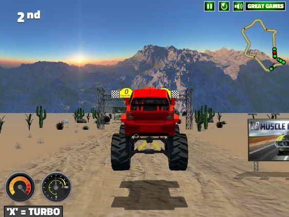 Monster Truck Rally - foxyspiele.com