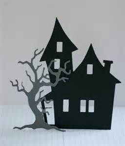 Haunted House Halloween Die - - Yahoo Image Search Results