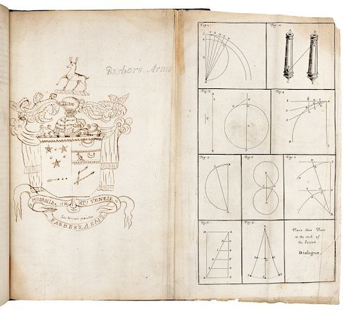 Galilei Galileo 1564 1642 And Thomas Salusbury C 1625 C 1665 Editor And Translator Mathematical Collections And Translations The Systeme Of Gutters How To Install Gutters Holy Scriptures