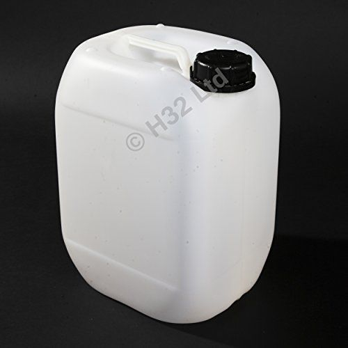 H32 4 X 10 Litre Plastic Water Container Food Grade Approved Plastic Water Containers Water Containers Jerry Can