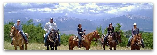 Elk Mountain Ranch Unbridle your Spirit...and Rein in the Memories