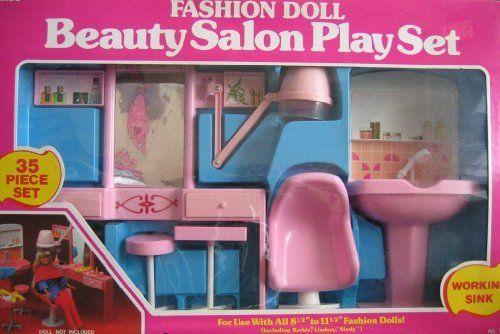 Fashion Beauty Salon: Beauty Salons, Fashion Dolls And Play Sets On Pinterest