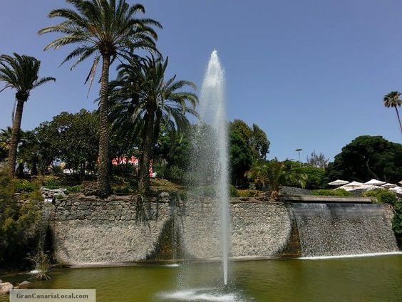 Parque Doramas, Las Palmas de Gran Canaria