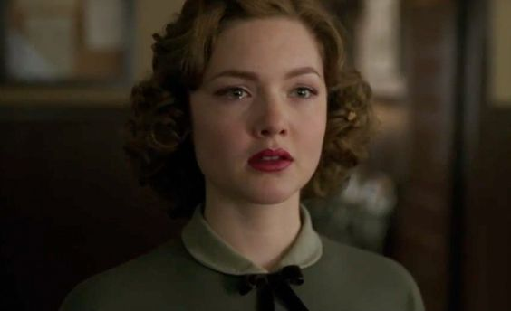 Holliday Grainger says effects in The Finest Hours are 'amazing': Interview