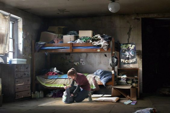 The Last Of Us: Left Behind concept art