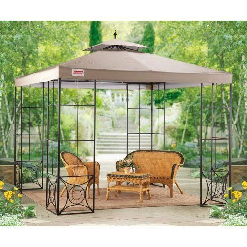 Open Box Replacement Canopy Top Cover For The Coleman Willow 10 X 10 Gazebo Riplock 350 Amazon Bes Gazebo Replacement Canopy Gazebo Replacement Canopy