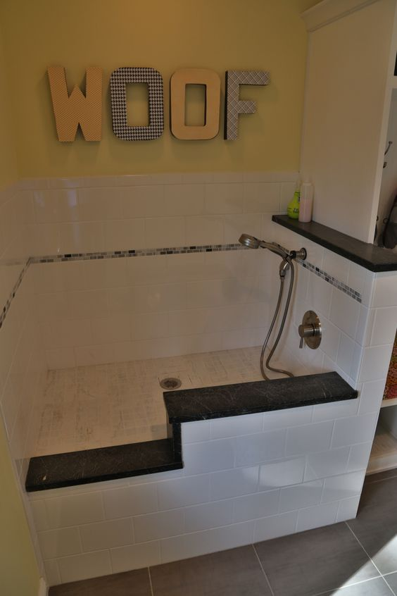 A Well Foot Wash And White Granite On Pinterest