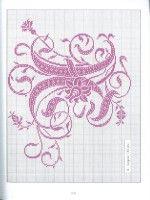 Gallery.ru / Фото #155 - Belles lettres au point de croix - logopedd
