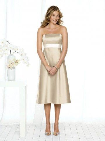 Bridesmaid dress ideas, but a different color