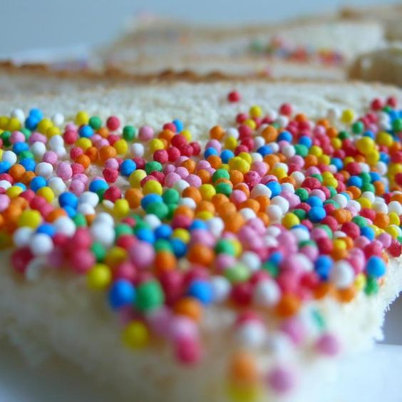 Australia, We Need to Talk About Fairy Bread