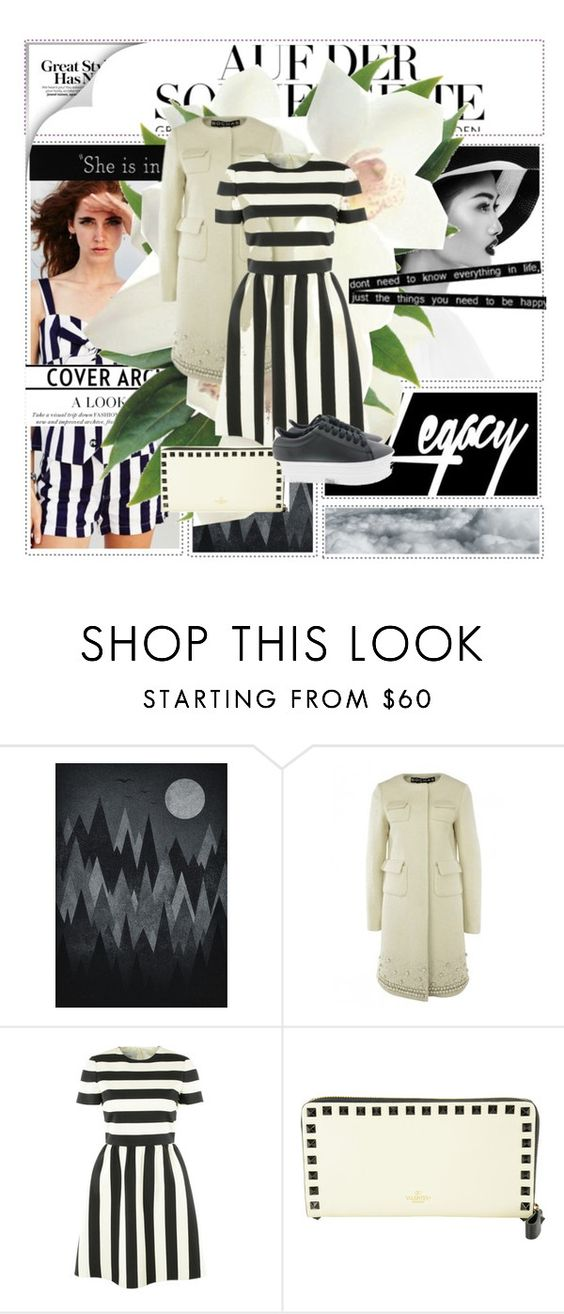 """""""Stripe"""" by margarita1107 ❤ liked on Polyvore featuring Marta Bevacqua, Jeffrey Campbell and Friend of Mine"""