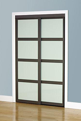 porte fusion plus porte placard fusion plus coulissante encadrement 2 1 2 gris brunante. Black Bedroom Furniture Sets. Home Design Ideas