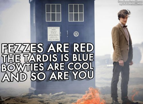 <3 Dr Who <3