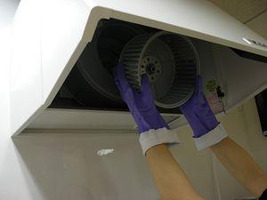 換気扇 掃除の仕方 換気扇 お掃除 掃除