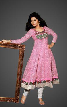 Order Anarkali Designer dresses online in reasonable rate and in ...