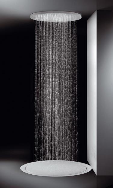 ducha de lluvia
