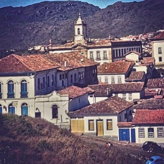 Ouro Preto w Minas Gerais