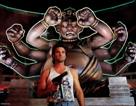 """Big Trouble in Little China"""""""