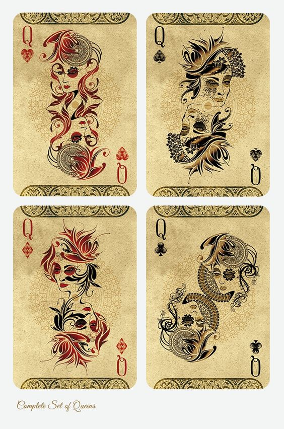 Bicycle® TATTOO Golden Edition Playing Cards by Phoenix Playing Cards — Kickstarter