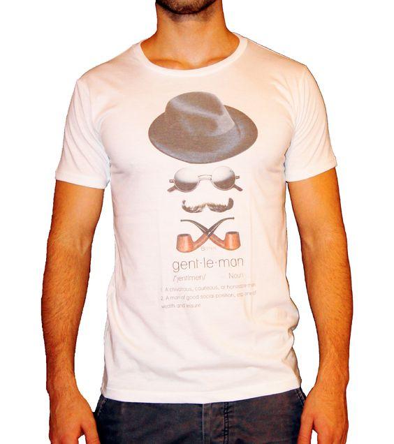 """GENTLEMAN CRECK NECK T-SHIRT  Stylisches Crew Neck T-Shirt aus aus 100% Baumwolle Model ist 1,79 m und trägt Größe S, wenn ihr dieses T-Shirt im """"Slim-Fit-Look"""" möchtet, empfehlen wir es eine Nummer kleiner zu bestellen Pflegeempfehlung: Kaltwäsche mit 30°, auf mittlerer Stufe bügeln, kein Bleichmittel benutzen"""