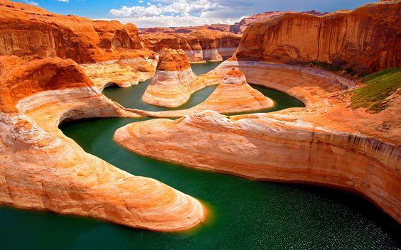 Wielki, Kanion, Rzeka
