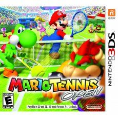 Join Mario and all of his friends for a fast-paced tennis game that allows anyone to jump in, anytime they want, with Mario Tennis Open for the 3DS. You can play endless possibilities of gaming combinations : singles, doubles, download play or local co-op mode are all available to you. You also have the ability to play single-player tournaments and fun exhibition games, the choice is yours