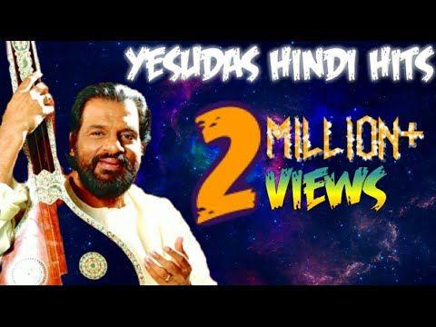 Dr K J Yesudas Blockbuster Hindi Hits Evergreen Hindi Songs Exclu In 2020 Songs Golden Hits Song List Aaj in nazaron ko tum dekho movie: pinterest