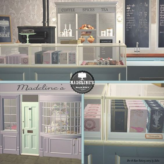 DOR - The Bakery - White Pearl Entries - Page 2