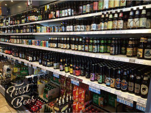 Nơi bán bia nhập khẩu quận tân bình
