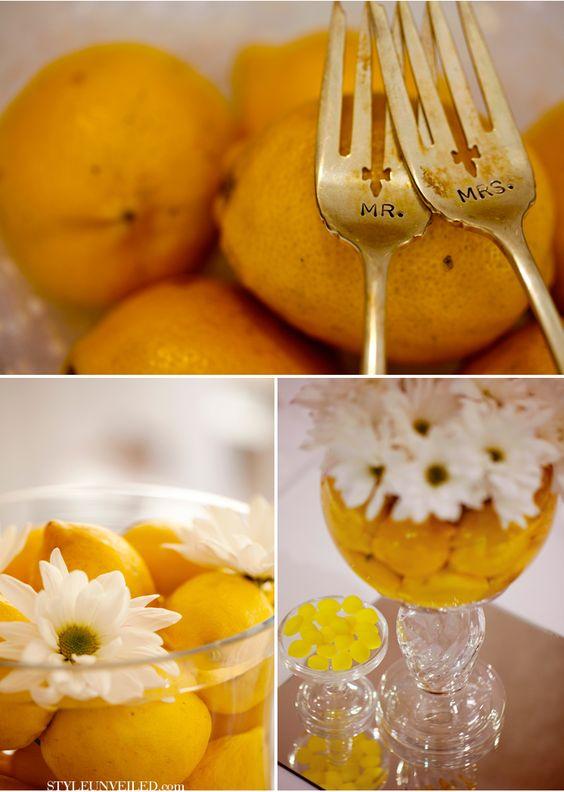 lemons! Like the lemon drops!!