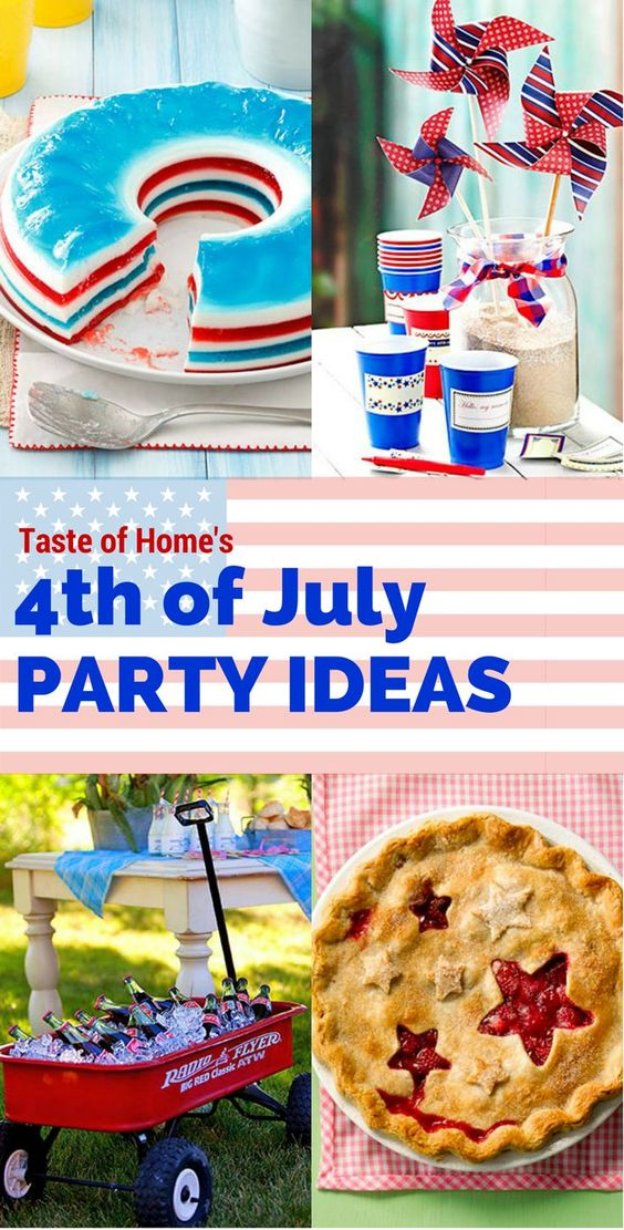 parties 4th of july party ideas game fun holiday outdoor fourth of