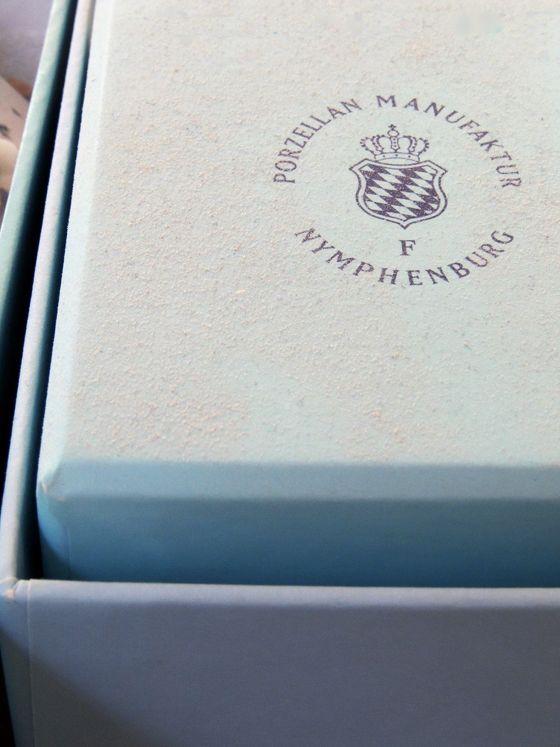 design by gutschi                   ღ: Nymphenburger Porzellan … alles schön Vintage